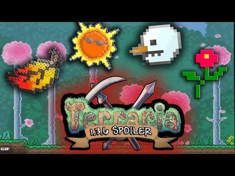 Terraria con ESTACIONES DEL AÑO | TERRARIA 1.3.6 SPOILER