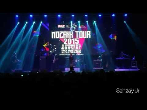 Ungu - Percaya Padaku Live Mega Star Arena