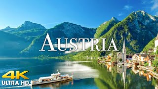 Download FLYING OVER AUSTRIA (4K UHD) Beautiful Nature Scenery with Relaxing Music   4K VIDEO ULTRA HD