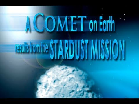 Public Lecture—A Comet on Earth: Results from the Stardust Mission