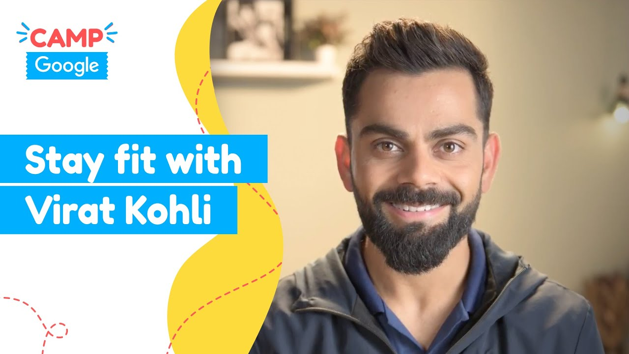 Camp Google 2020 | Virat Kohli's Assignment