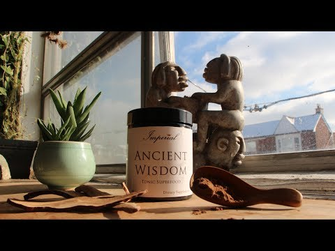 Ancient Wisdom Tonic Herbs - for beauty, balanced Qi, a calm mind and spirit