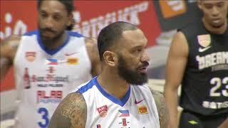San Miguel Alab v Formosa Dreamers | CONDENSED HIGHLIGHTS | 2018-2019 ASEAN Basketball League
