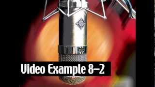 Trumpet Recording Comparing Ribbon Microphones and Condensor U87