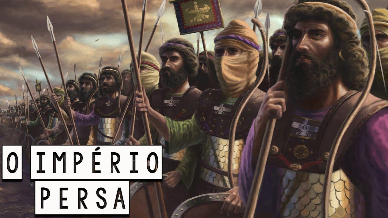 Os Persas: O Grandioso Império Aquemênida - Grandes Civilizações do Passado - Foca na História