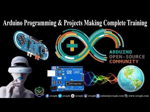 Lecture 36 Arduino tutorial How to decode ir remote control find hex code