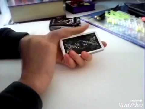 tour de magie 25 cartes