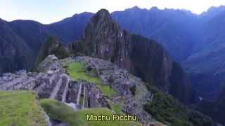 Viagem a Machu Picchu com o Físico Quântico Amit Goswami
