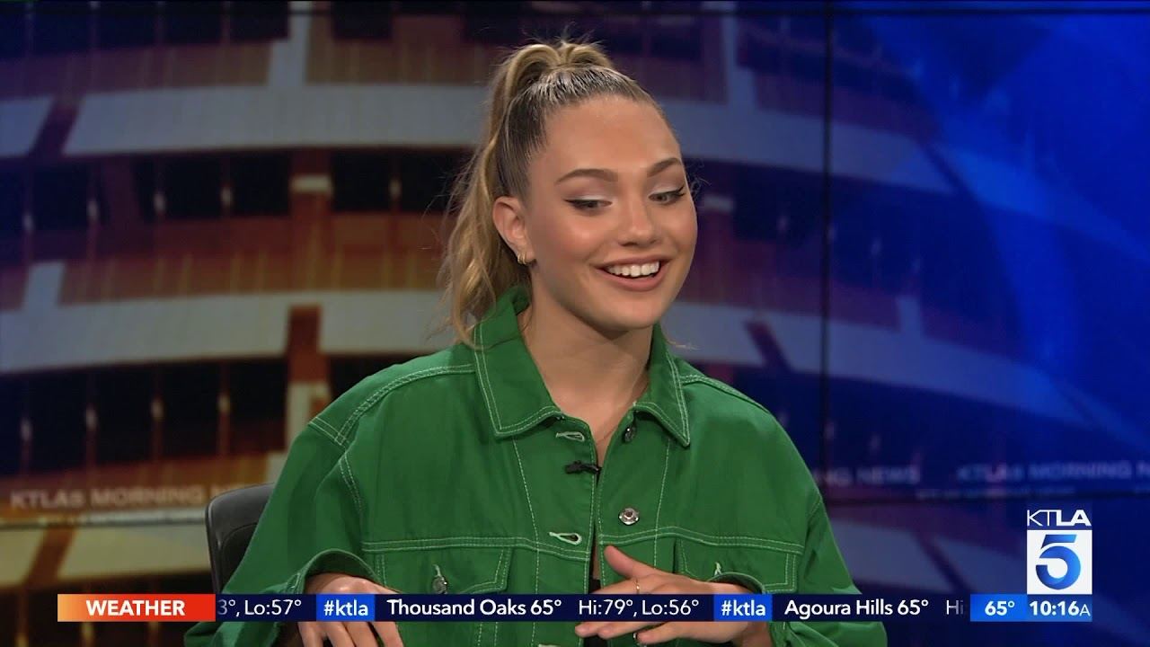 Maddie Ziegler on Sia, Dance and New Book