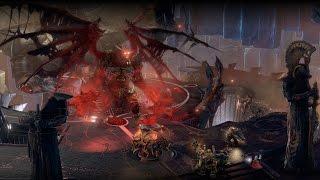 Warhammer 40000 Dawn of War 3 - Задание 17 - Путники - Финал