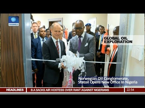 Norwegian Oil Conglomerate, Statoil Opens New Office In Nigeria