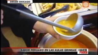 Comida peruana en todo el mundo