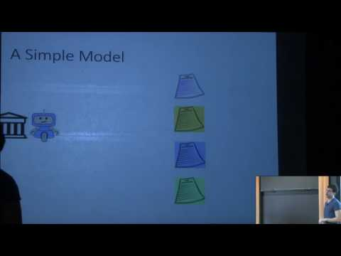 Quantifying tradeoffs between fairness and accuracy in online learning - Aaron Roth