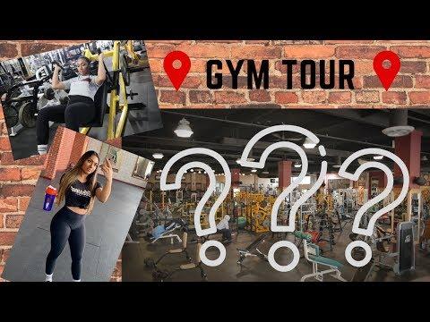 A Hidden Toronto Gem - GYM TOUR!