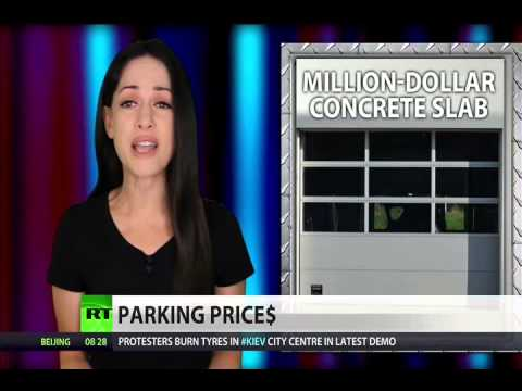 NYC now has million-dollar parking spaces