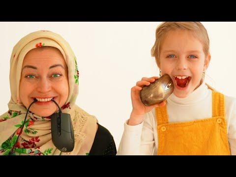 Марго и истории про вредные сладости