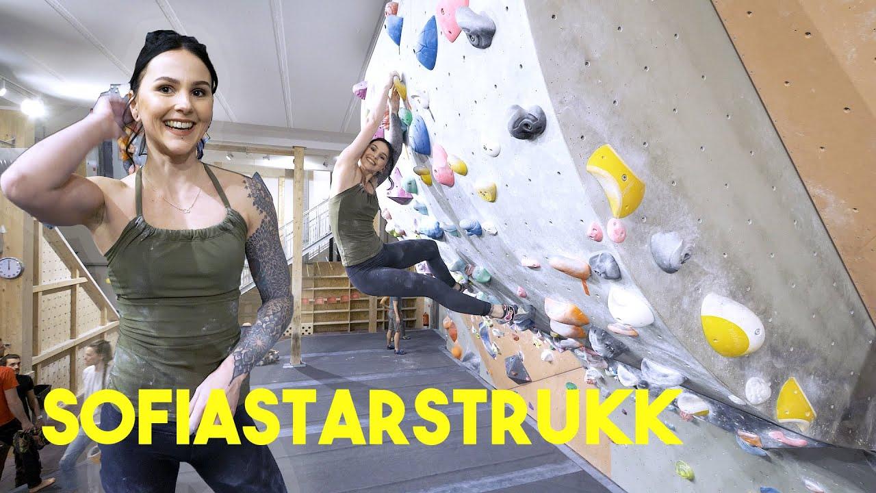 Sofia starstrukk