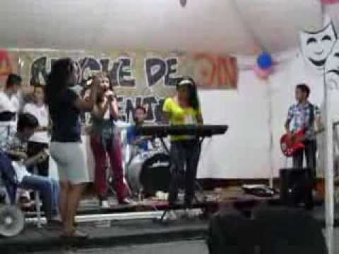 Noche de talentos - Campamento PNG Medellin