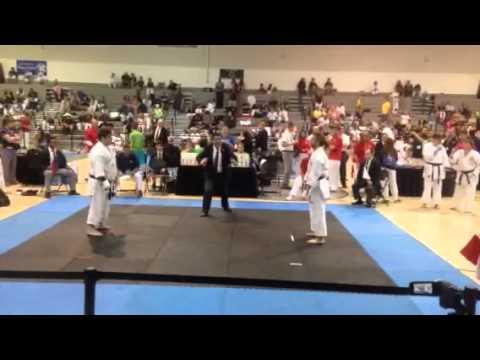 Black Belt Kumite