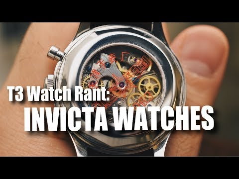 Invicta Watches: Yay Or Nay?