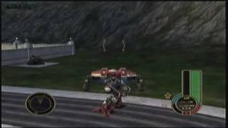 MechAssault (Xbox) - Gameplay