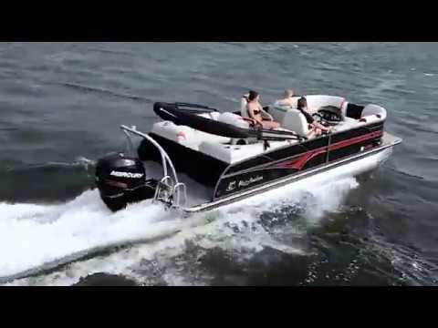 2017 Pontoon Models   Misty Harbor Pontoon Boats