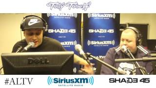 """Snak The Ripper & Merkules Freestyle On DJ Tony Touch's """"Toca Tuesdays"""" Shade 45  Ep 3/1/16"""