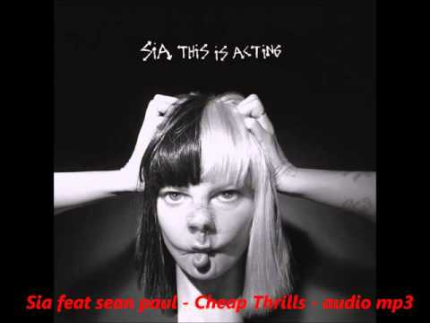 sia-feat-sean-paul---cheap-thrills---audio-mp3