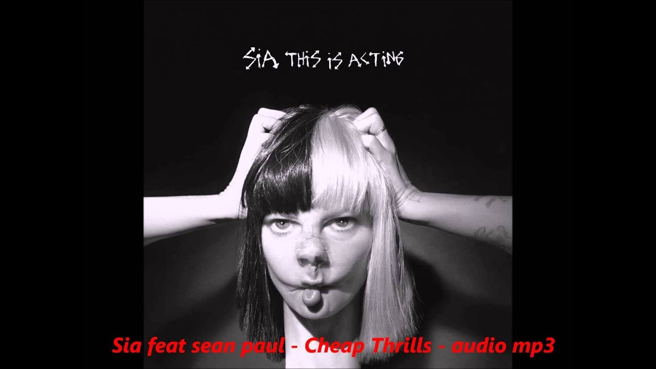 sia and sean paul cheap thrills mp3 download