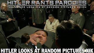Hitler looks at random pictures XIX