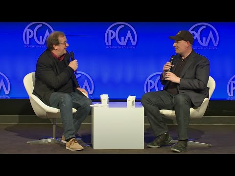 Kevin Feige On How He Got His Start In The Movie Business