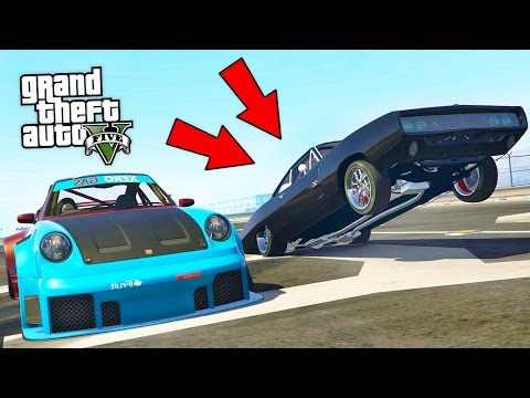 FAST & FURIOUS AUTO KLAUEN! (GTA 5 Mod)