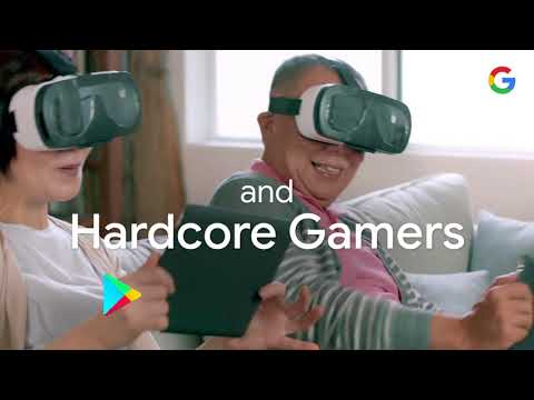 Rediscover Your Audience with Google ads (Senior Gamer 15s)