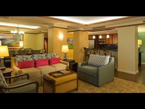 Disney Aulani 3 Bedroom Gand Villa Ocean View Unit 1001