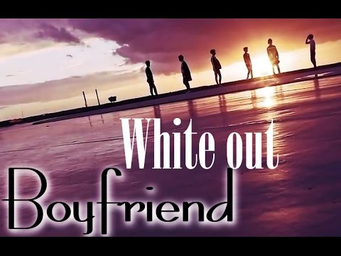Boyfriend - White out [Sub esp + Rom + Han]