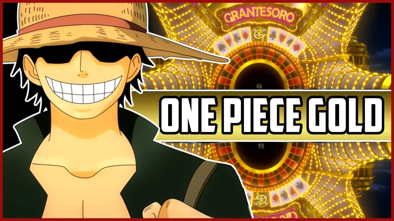One Piece Gold German
