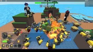 Roblox Tower Defense Simulator Wave 42 Mode facile