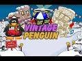Vintage penguin April Fools party 2018