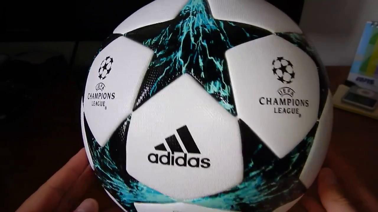 adidas finale 17 OMB Champions League 2017 2018 - YouTube e6d7710c706e7