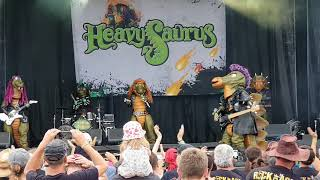Heavysaurus - Live at Rock of Ages Festival 2018