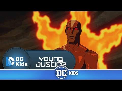 Trapped | Young Justice | Season 1