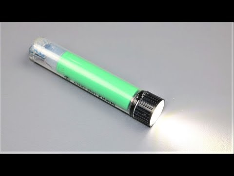 DIY Super Bright 3W mini LED Torch - Rechargeable