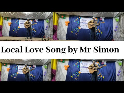 MR SIMON KONYAK LOVE SONG SINGER|PRESENTING AT YEI STUDENTS UNION EXTRAVAGANZA NIGHT