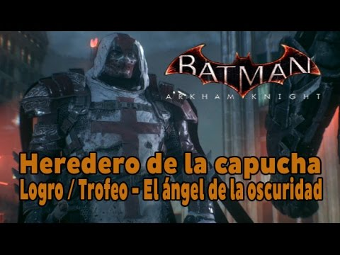 Guía De Logros Batman Arkham Knight Batman Arkham Knight