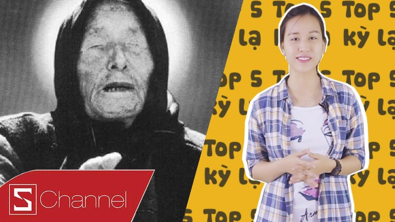 Top 5 Kỳ Lạ Schannel - 5 nhà tiên tri nổi tiếng nhất thế giới với những dự đoán đúng đến rùng mình