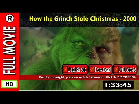Watch How The Grinch Stole Christmas 1966 Youtube