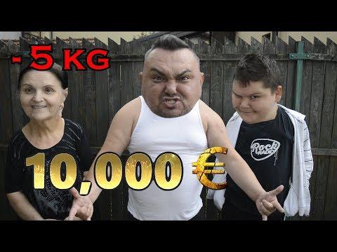 Ko izgubi najvie kilograma dobija 10000