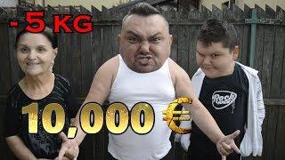 Ko izgubi najviše kilograma dobija 10000 €