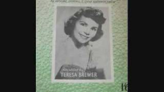 Teresa Brewer - Bo Weevil (1956)