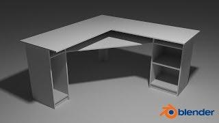 Моделирование в Blender 3D,для новичков,научиться моделировать